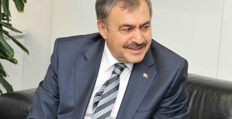 Türkiye Cumhuriyeti'ni ilelebet payidar kılmak için var gücümüzle çalışacağız