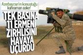 11 Ermeni zırhlısını imha eden Azerbaycan askeri: Tahir Misirkhanov