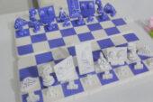 Afyonkarahisar Temalı Satranç Takımı Satranç Müzesinde Sergileniyor