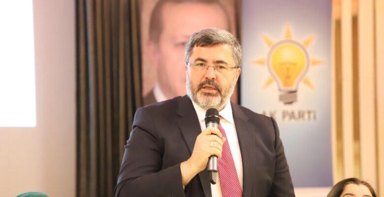 AK Parti Ülkemizde değil tüm dünyada mazlumların umudu olmuştur