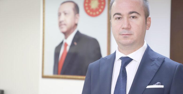 """Başkan Uluçay, """"ATATÜRK Askeri bir dehaydı"""""""