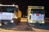 Pazarlar'dan İzmir'e yardım