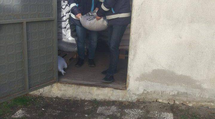 """Çavdarhisar'da 4 bin kilogram """"Macar Fiği tohumu"""" dağıtıldı"""