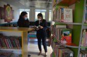 Kütüphane ve Halk Eğitim Merkezi Müdürlüğü'ne ziyaret