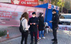 Emet'de kadınlara 'KADES' mobil programı tanıtıldı