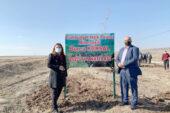 İhsaniye'de Burcu Köksal Hatıra Ormanı kuruluyor