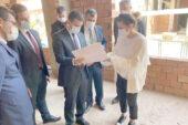 Başkan Koyuncu ve Kaymakam Bilici incelemelerde bulundu