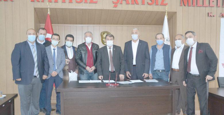 Dinar Organize Sanayi Bölgesine Yeni Bir Yatırım Müjdesi Daha