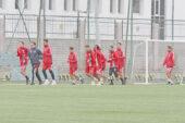 Eskişehirspor, Keçiörengücü maçı hazırlıklarına başladı