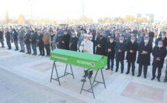 İGM Başkanı Burhanettin Çoban'ın babası Halil Çoban vefat etti