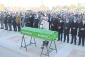 İGM Başkanı Burhanettin Çoban'ın babası Halil Çoban son yolculuğuna uğurlandı