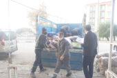 İhsaniyeliler İzmir için tek yürek oldu