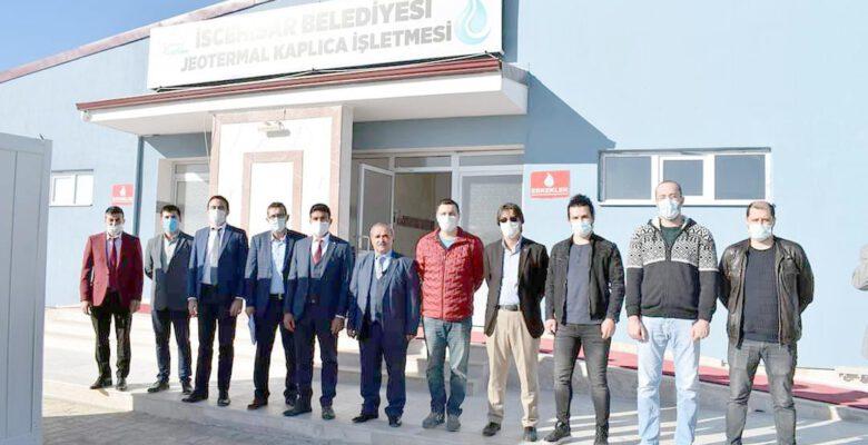 İscehisar'da jeotermal kaplıca tesisi açılıyor