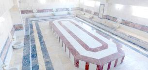 Jeotermal kaplıca tesisi insan sağlığına çok yararlı