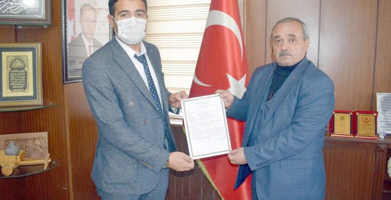 Jeotermal kaplıca tesisi izin belgesi alındı