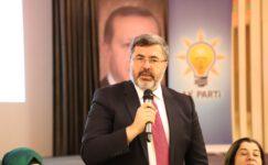 """Özkaya, """"Türkiye'nin desteği devam edecek"""""""