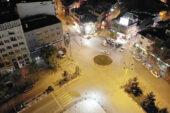 Kütahya'da sokaklar sessizliğe büründü