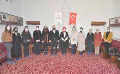 Türk Kızılay Afyonkarahisar Şubesi Kadın Kolları teşkilatı kuruldu