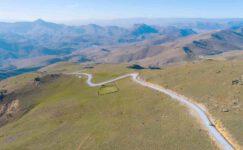 12 km'lik çift kat sathi asfalt kaplama çalışması hizmete açıldı
