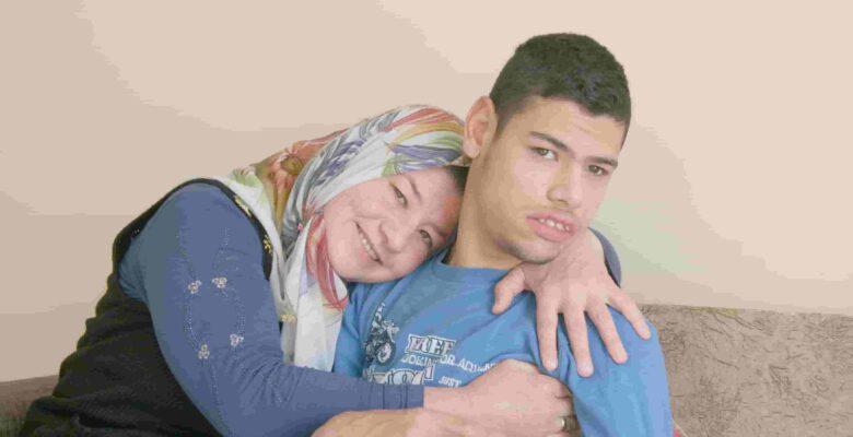22 yıldır engelli oğluna bakan anneden acı itiraf