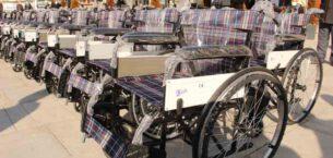 Afyonkarahisar'da emanet tekerlekli sandalye dönemi başladı