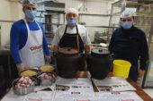 Çömlekte pişirilen 'Şuhut Keşkeği' lezzeti ile damak çatlatıyor
