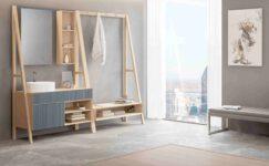 Banyo tasarımında akıllı ve işlevsel çözümler