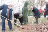 Gecek Termal'de 600 yeni ağaç dikildi