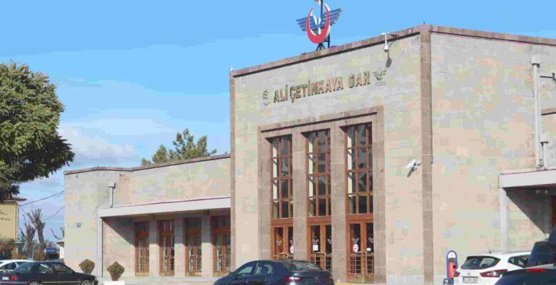 Türkiye'de İstasyon Mimarisi Açısından Eşsiz Bir İstasyon