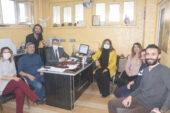 KÖKSAL'DAN, HİSAR GAZETESİ'NE ZİYARET