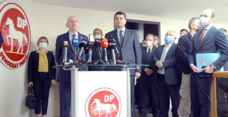 Kılıçdaroğlu Uysal'ı ziyaret etti