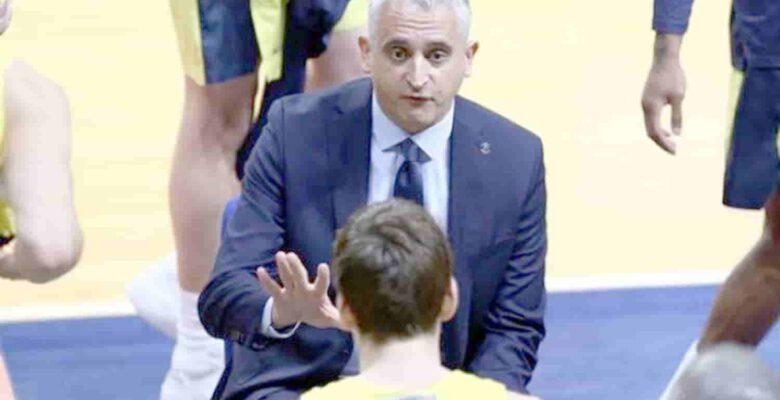 Kokoskov: Bu maçı da çok ciddiye aldık