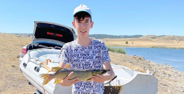 Turna balığı av yasağı başladı