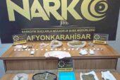 Uyuşturucu operasyonlarında yakalanan 6 kişiden biri tutuklandı