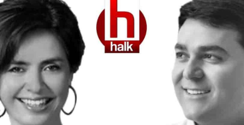 Gültekin Uysal , Halk TV'ye konuk