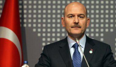 """Bakan Soylu; """"Türkiye terörle mücadelede tarihinde olmadığı kadar başarılı"""""""