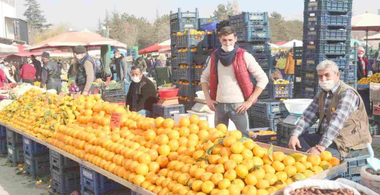 Sebze ve meyveye ilgi arttı