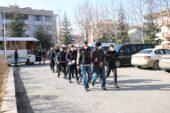 Uyuşturucu operasyonunda yakalanan 6 kişi tutuklandı