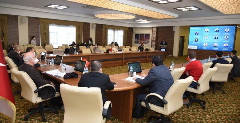 Zafer Teknopark olağan genel kurul toplantısı düzenlendi