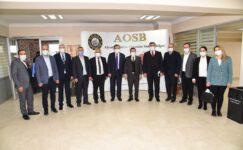 Afyonkarahisar OSB arazisi yatırımcılar için genişliyor