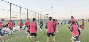 Afjet Afyonspor'un ilk yarı karnesi
