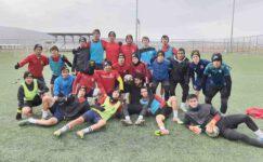 Afyonspor U19'da Yeni Sezon Hazırlıkları Başladı!