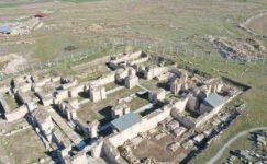 Amorium Antik Kenti'nde jeolojik ve jeoteknik çalışmalar başladı