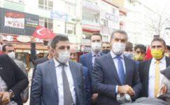 Kadir Uysal'dan Türkiye Sakatlar Derneği'ne destek