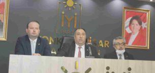 """Mısırlıoğlu; """"Türkiye'nin iktidarına hazırlanmaktayız"""""""