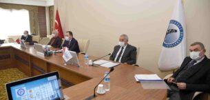 Rektör Karakaş, yeniden Yönetim Kurulu Başkanı seçildi