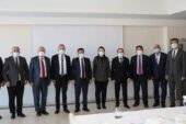 2.Organize Sanayi Bölgesi için toplantı yapıldı