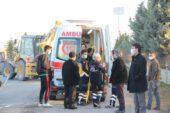 Afyonkarahisar'da iki araç çarpıştı: 7 yaralı