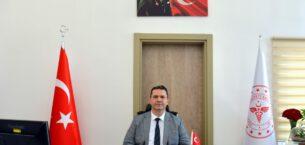 """Sağlık müdüründen """"28 Şubat Nadir Hastalıklar Günü"""" mesajı"""
