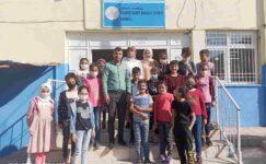 Şırnak'a eğitim desteği